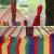 秋毫の厚みと幅の広いキャンバスハックアウトドアハックキャンピング室内レジャーレインボーシングル-80 cm