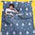 旅行のアウトドア出張に携帯して汚れ防止綿寝袋シーツホテル衛生内きものシングルは180 x 220情が濃いです。